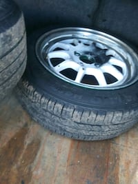 For honda 2 only  rims 100 obo