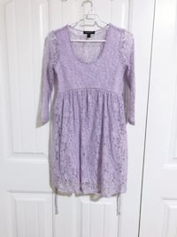 Lavender Dress - Size small