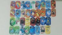 Pokemon metal tags (2006) 3€x1 Zaragoza, 50018