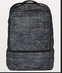 As new ~ lululemon city adventurer backpack ~ large *24 litre 3719 km