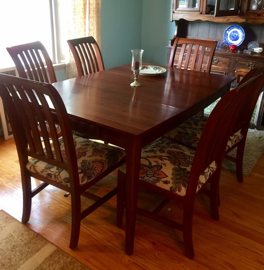used ethan allen table and chairs for sale in perinton letgo rh us letgo com