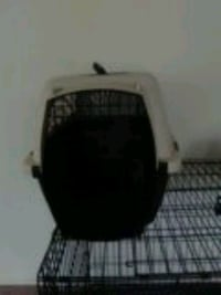 Med. Size Dog crate used  Baltimore