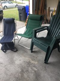 Assorted lawn chairs Waldorf, 20603