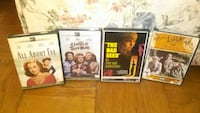 Classic CD Movies all 4