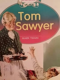 Mark Twain'in kitabında Tom Sawyer Kentkoop Mahallesi, 06370