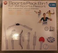 Wii Game Accessory Packs Gaithersburg, 20886