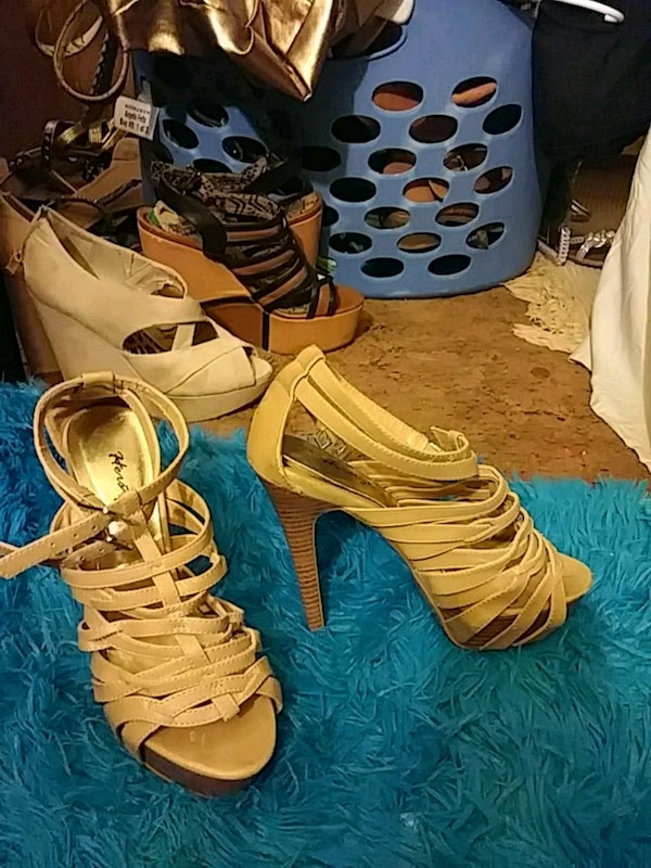 9d6ab3bb20d Jessica Simpson heels size 8. Great shape & sexy