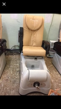 Spa chairs (2) for pedicures with massage Oakland, 94607