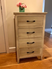Four drawer nightstand or end table Arlington, 22202