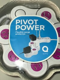 Quirky Pivot Power Flexible Surge Protector Jessup, 20794