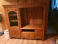 Entertainment Center/ TV Stand/ Solid Wood Sussex County, 07418