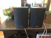 black and gray home theater system Richmond, 94804