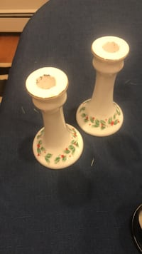 Christmas candle holders  Wappingers Falls, 12590