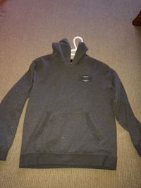gray and white pullover hoodie Central Okanagan, V1Z 3Z3