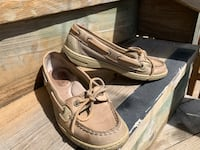 Sperry Top-Sider boat shoe size 6  Chicago, 60618