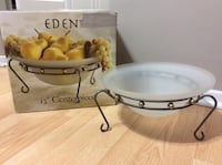EDEN fruit bowl brand new never used Mississauga, L5A 2J2