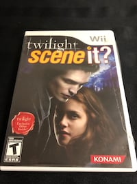 Wii Twilight Scene it? Game Gatineau, J8T 1Y1