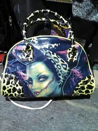 Monster Pinup Girl Purse