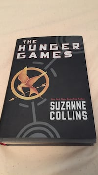 The hunger games by suzanne collins book Vaughan, L4K 1T4