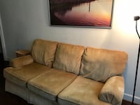 Brown/Tan Sofa  Arlington, 22203