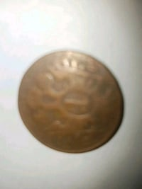 French coin from 1800 50$ Windsor