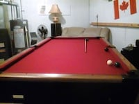 pool table Burlington, L7S 2K7