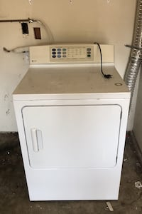 Gas dryer works great