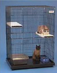 Cat  kennel $200 ~ pick up today in Elk Grove Elk Grove, 95758