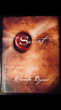 The Secret by Rhonda Byrne Edmonton, T6K 2Y6