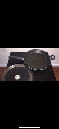"13"" Skillet Pan with Matching lid Chesapeake, 23320"
