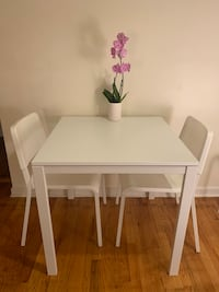 IKEA table with chairs in great condition