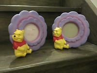 Winnie the Pooh flower picture frames  Toronto, M6H 3T6