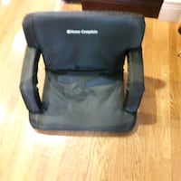 black and gray leather backpack Sacramento, 95821