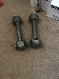 Five pound Weights Somers Point, 08244