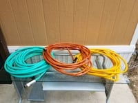 3 hoses for $ 20 firm price Houston, 77041