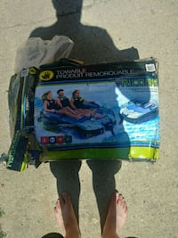 Towable floaty. Never used . 150$ Edmonton