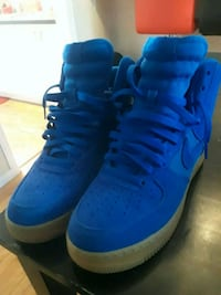 royal blue air force ones  Guelph, N1H 3T1