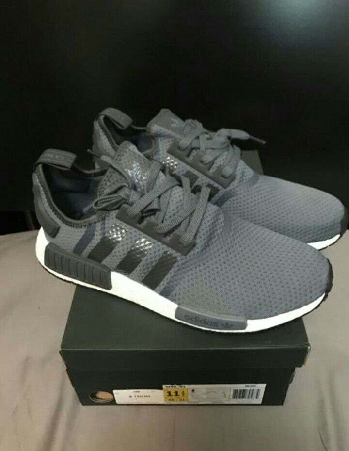 Cheap Adidas NMD Chalk and Olive Exclusive
