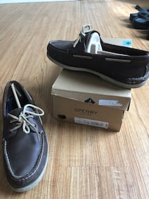 Sperry top Sider classic brown. Size 11
