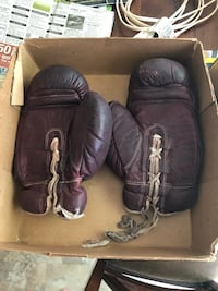 Two pairs of boxing gloves Rock Island, 61201