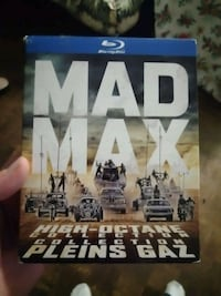 Mad Max Blu Ray Collection Mississauga, L4X 2M5