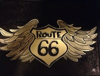 Route 66 painting Kingsport, 37660