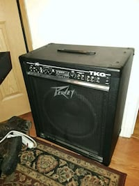 PEAVY bass AMP. like bdw Anchorage, 99504