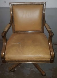 Bakers' chair
