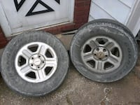 Jeep Tires and Wheels Akron, 44319