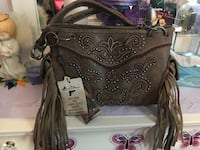 Conceal carry leather new purse Fayetteville, 72704