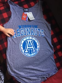 Woman's Argonauts medium tank top