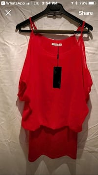 Red Dress (Small) Vaughan, L6A 3P3