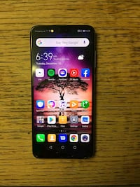 UNLOCKED HUAWEI P20 PRO (CRACKED SCREEN) Edmonton, T5Z