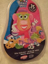 Brand New Mrs. Potato Head in Silly Suitcase Fairfax, 22030